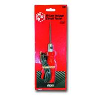 KD Tools 126 Circuit Tester High Low Voltage 6V & 12V image