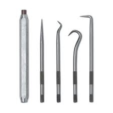 KD Tools 3121 Pick & Hook Set 5 Piece image