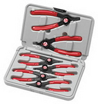 Image KD 3859 Cam-Lock Convertible Snap Ring Pliers 6 Pc. Set