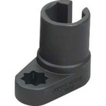 Image KD Tools 3924 O-2 Sensor Socket for Removing Oxygen Sensors