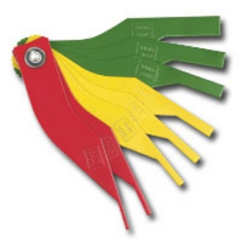 KD Tools 3962 Brake Lining Thickness Gauge image