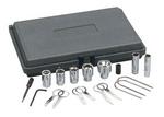 Image KD Tools 41680 Tools Radio Removal Kit & Antenna Wrench Kit