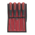 Image KD Tools 84040 4 pc Mini Hook and Pick Set
