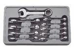 Image KD Tools 81904 Stubby Combination Wrench Set 10-19mm