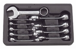 Image KD Tools 81905 Stubby Combination Wrench Set 3/8