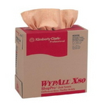 Image Kimberly Clark 5930 Wypall X80 Towels 80 per Box