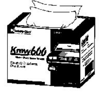 Kimberly-Clark KIM33944 KREW 600 Heavy-Duty Shop Towels image