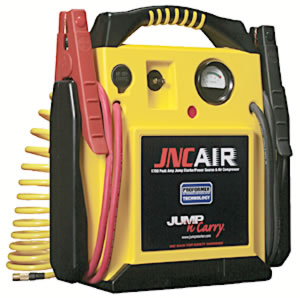 Jump-N-Carry KK JNCAIR 1700 Car Jump Box Battery Booster w Air Compressor image