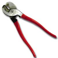 Klein Tools 63050 Cable Cutter 9-1/2 inch High Leverage For Aluminum & Copper image
