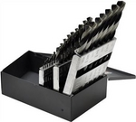 Image  KNKut  29KK38 29pc Fractional Drill Bit Set - 1/16