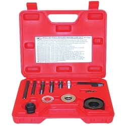 K Tool International KTI-70300 Pulley Puller & Installer Set image