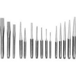 Image K Tool International KTI-72901K Punch & Chisel Set 15 Piece In Kit Bag