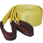 Image K Tool International KTI-73811 TOW STRAP WITH LOOPED ENDS 3IN. X 20FT. 30000LB.