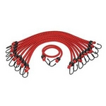 Image K Tool International KTI-73834 BUNGEE CORD 13/32IN. X 48IN. HEAVY DUTY 10/PK