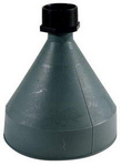 Image K Tool International KTI-74604 Funnel Drum Style Thread To Fit 55 Gallon Drums