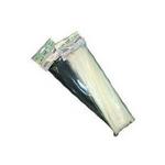 Image K Tool International KTI-76240 Wire Tie 24 Inch Natural 25 Pack 175 Lb Tensile