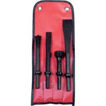 Image K Tool International KTI-81900 Pneumatic Bit 4 Pc Set In Pouch