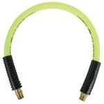 Image Legacy Manufacturing HFZ1204YW3S Zilla Whip 1/2 in x 4 ft swivel whip hose 3/8 N