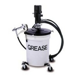 Image Legacy Manufacturing L6000 MAXI LUBE 55:1 RATIO GREASE PUMP FOR 35LB. PAIL