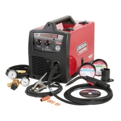 Lincoln Electric Welders K2697-1 110V Gas Mig Welder 140 AMP image