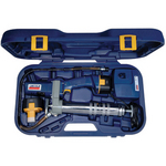 Image Lincoln Lubrication 1244 GREASE GUN CORDLESS WITH CASE, TWO BATTERIES