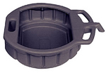 Image Lisle LIS17942 4.5 Gallon Black Pan