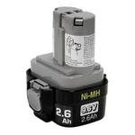Image Makita 193156-7 9.6 Volt 2.6 Amp Battery