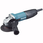 "Image Makita Power Tools MAKGA4030K 4"" Angle Grinder"