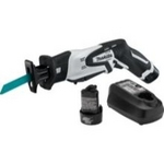 Image Makita RJ01W 12V Max Lithium-Ion Cordless Reciprocating Saw Kit