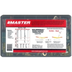 Master Appliance MAS11822 135PC Solder and Seal Large Assortment Kit image