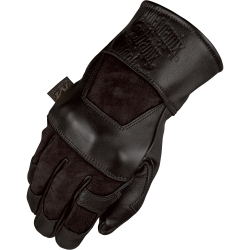 Mechanix Wear MFG-05-008 GLV FBRCTR SM BLK 1PR LEATHER FBRCTR image