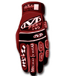 Image Mechanix Wear MP2-02-008 GLOVES M-PACT II RED SMALL