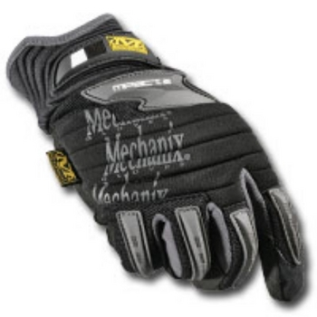 Mechanix Wear MP2-05-011 GLOVES M-PACT II BLACK XLG image
