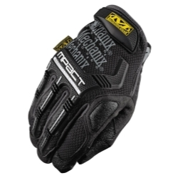 Mechanix Wear MPT-58-009 MED Mpact Glove with Poron XRD BLK/GRY image
