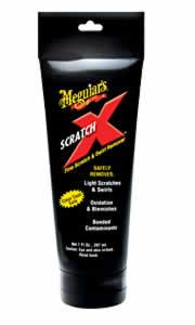Meguiars MEGG10307  7oz. Scratch-X Tube image