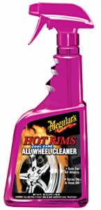 Meguiars MEGG9524  24oz. Hot Rims / Cool Care All Wheel Cleaner image
