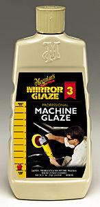 Meguiars MEGM0316 Machine Glaze - 16oz. image