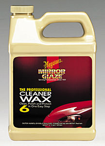 Meguiars MEGM0664 Professional Cleaner Wax - 64oz. image