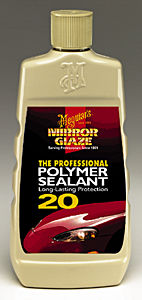 Meguiars MEGM2016 Polymer Sealant Wax - 16 Oz. image