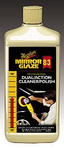 Meguiars MEGM8332 Dual Action Cleaner / Polish - 32oz. image