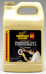 Meguiars MEGM8501 Diamond Cut Compound 2.0 - 1 Gallon image