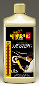Meguiars MEGM8532 Diamond Cut Compound 2.0 - 32oz. image