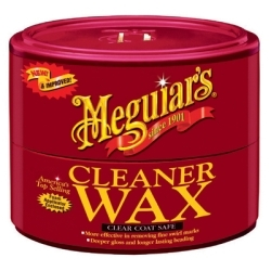 Meguiars A1214 CLEANER WAX - PASTE image