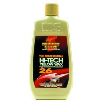 Meguiars M2611 WAX HI-TECH YELLOW image
