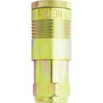 Image Milton Industries 1813 3/8in NPT FEMALE G-STYLE COUPLER
