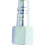Image Milton Industries 1858 COUPLER PLUG G-STYLE FEMALE 1/2 IN NPT