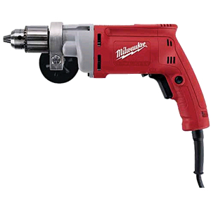 "Milwaukee Electric Tool MLW0299-20 1/2"" Magnum Electric Drill, 0-850 RPM image"