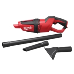 Milwaukee Electric Tools 0850-20 M12 Compact Vacuum - Tool Only image