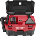 Image Milwaukee 18V Cordless Wet/Dry Vacuum - Works with Any MLW 18V Slide-On Battery