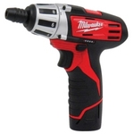 Image Milwaukee MLW2401-22 12 Volt Lithium-Ion Driver